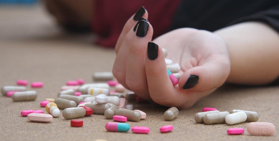 przedawkowanie tabletek