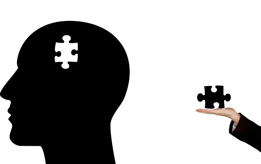 braki w mózgu